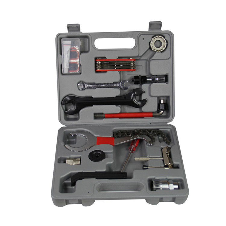 NON Multifunctional combination tool for bicycle loading/car repair tool set/disassembly repair tool