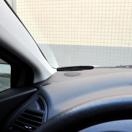 Radar cảm biến lùi xe  Radar lùi Tiejun Phía trước xe không nhìn thấy 2 đầu dò có thể tăng 4 đầu dò