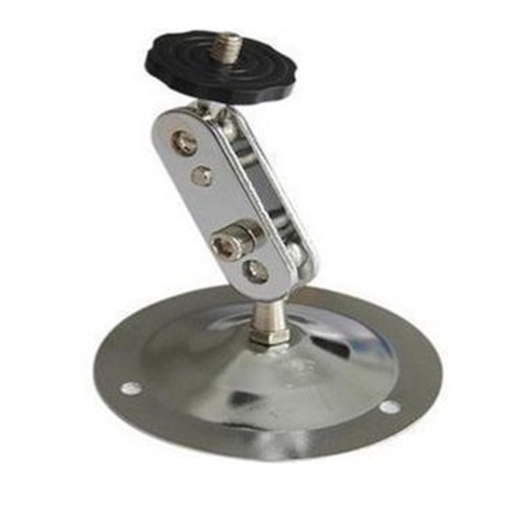 LIMEIDE Surveillance camera small bracket Disc rust-proof camera 302 bracket Indoor and outdoor univ