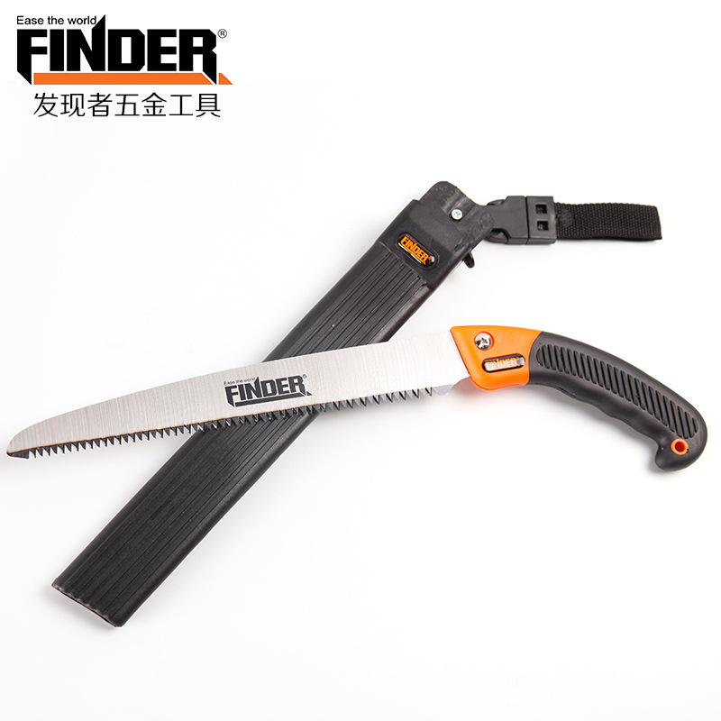 FINDER Discoverer's tool saw supply carpenter's hand saw agricultural garden saw factory direct su