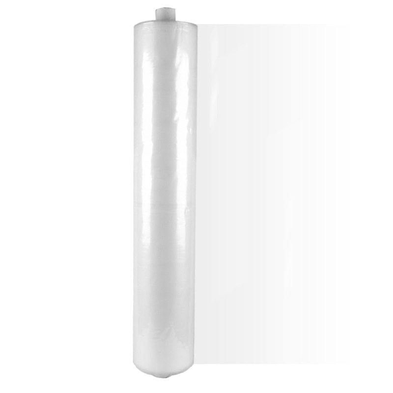 2345 m wide plastic film transparent thickened greenhouse film agricultural white film waterproof pl