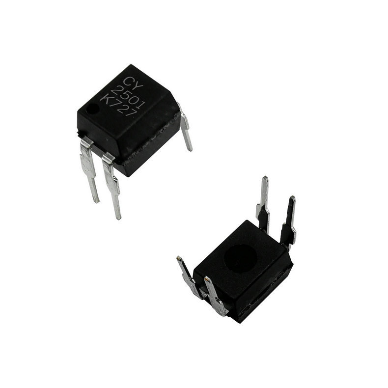 OCIC Supply CYPS2501-1 (KK) DIP Zhuo Ruike in-line optocoupler package transistor output optocoupler