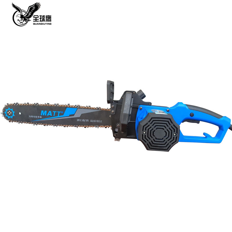 MATE High power logging electric chain saw Matt 405-3 oil saving electric chain saw garden electric