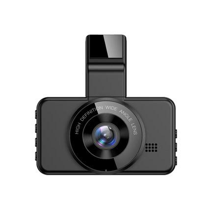 Camera lộ trình  Máy ghi âm lái xe ô tô Lingdu HD tầm nhìn ban đêm phía trước và phía sau ghi âm kép