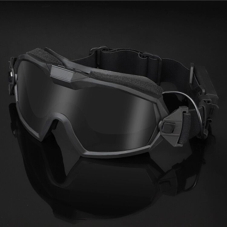 WoSporT factory direct sale WST tactical protective glasses anti-fog and anti-ultraviolet tactical g