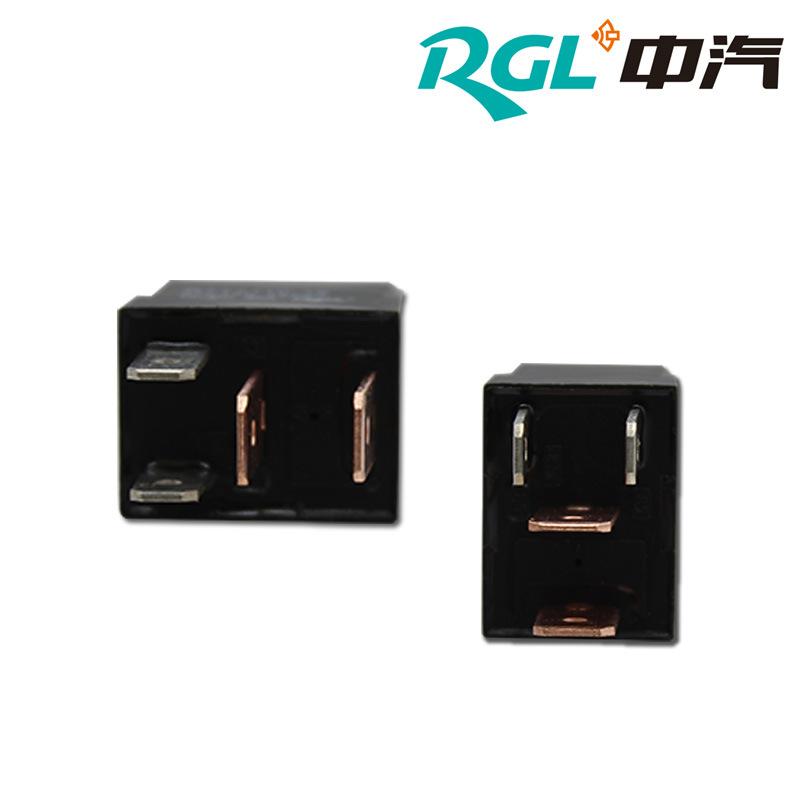 RGL Factory direct sales violet car relay RTT7110 small relay 12V4 foot 24V5 foot JD1912