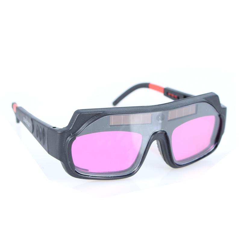Welding glasses, electric welding, eye protection, solar automatic darkening, welding glasses, UV pr