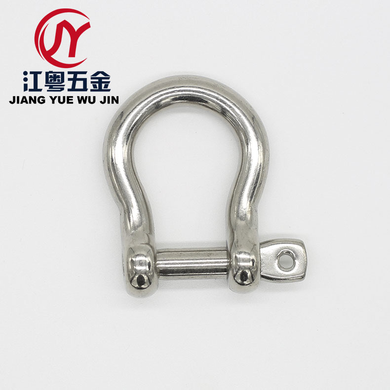 JIANGYUE 304 stainless steel bow / Japanese / European / American / lengthened sling shackle etc. m4
