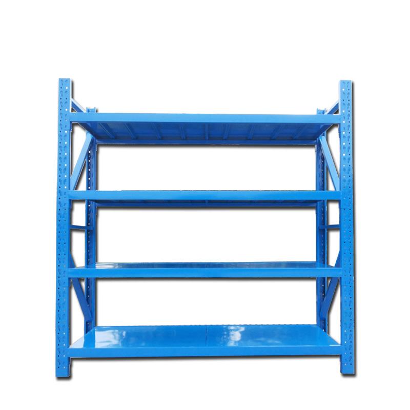 KALUOSI Chongqing shelf light medium heavy warehouse shelf warehouse storage shelf hardware shelf he