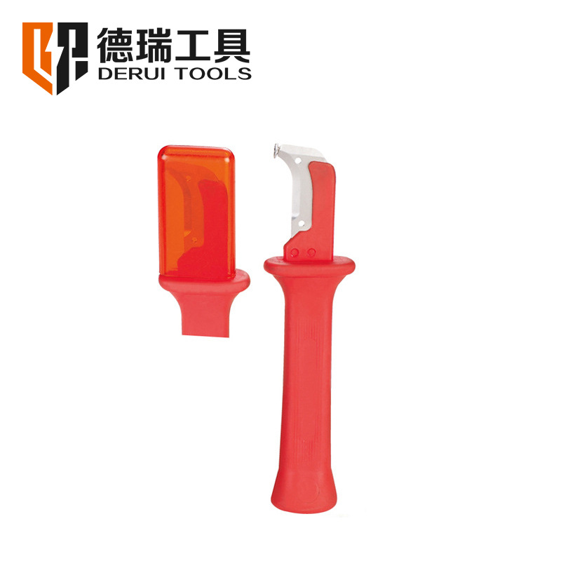 IDEIRUI Cross border hot selling Derry tools 31hs manual electrical insulation peeling knife multi f
