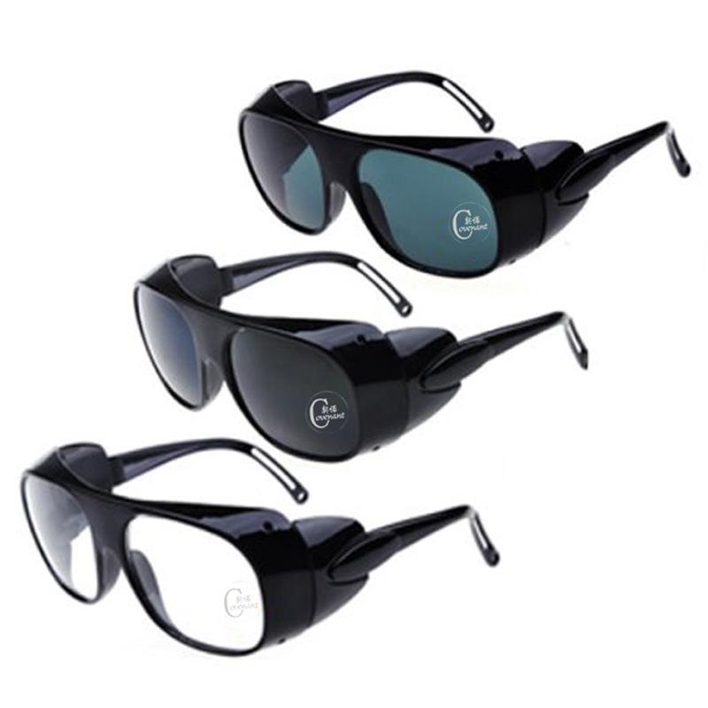 Factory direct sales 2010 welding glasses gas argon arc welding protective glasses splash goggles we