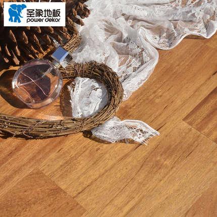 Ván sàn  Sàn Dekor Sàn gỗ composite ba lớp gỗ mun cứng KG6208 chân cảm thấy thoải mái sàn gỗ địa nhi
