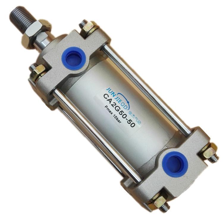 JUNJIEQD Manufacturer produces standard cylinder CA2G/CA2/CDA2B63*250-300-350-400-450-500-Z