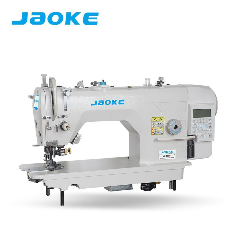 JAOKE Protective clothing trimming and seaming integrated automatic trimming belt knife car computer