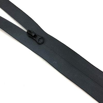 SHENGFA Dây kéo Nylon Điểm số 3 dây kéo kín đuôi không thấm nước dây kéo màu xám phản chiếu hiệu ứng