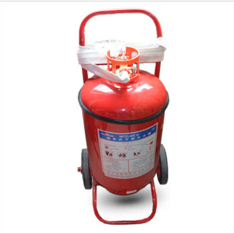 30kg cart type dry powder fire extinguisher, multi-specification fire extinguisher, trolley type fir