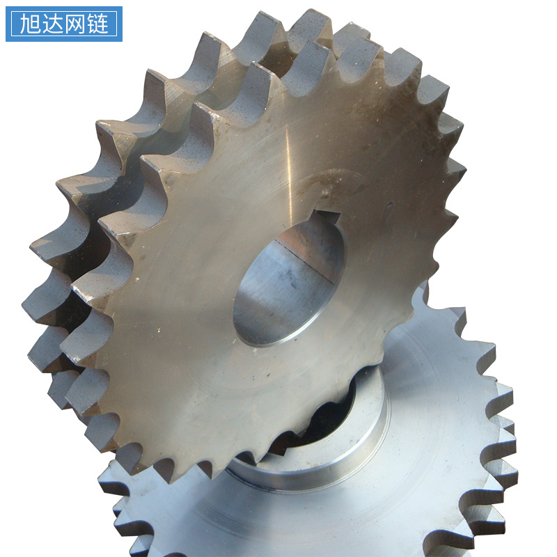 Stainless steel carbon steel sprockets, conveyor hoist parts, gear sprockets, industrial machinery a