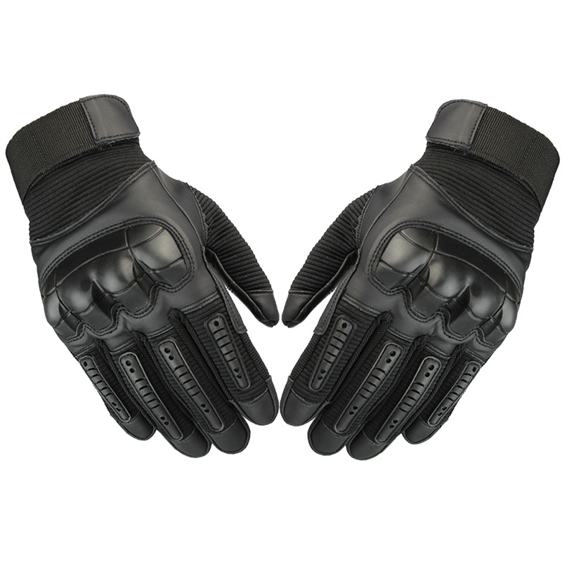 New A16 Outdoor Protective Tactical Gloves Men's Mountaineering Rock Climbing Fitness Sports Non-sl