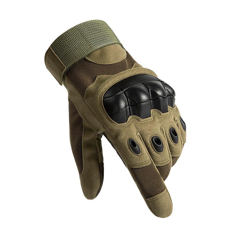 KEHAN K1Z908 Tactical Gloves Men's Soft Protective Shell Long Finger Fighting Fighting Anti-slip Ar