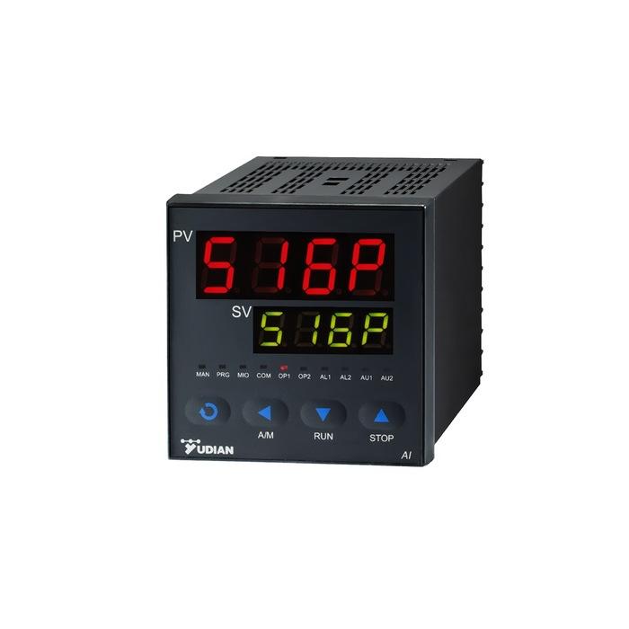 Xiamen Yudian program temperature and humidity controller AI-516P temperature and humidity instrumen