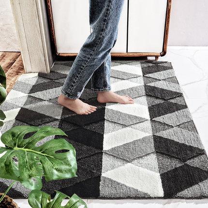 Đệm chân Thảm cửa lối vào Thảm trong nhà Thảm trải sảnh lối vào nhà Thảm thảm chân trong nhà Thảm ch
