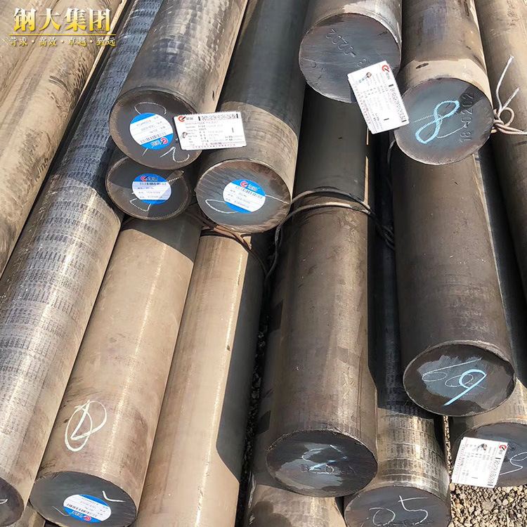 Q690A round steel excellent special steel stock, complete specifications round bar