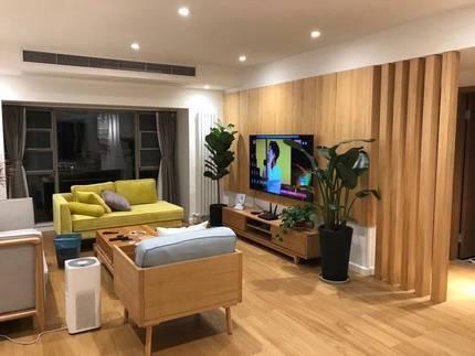 Ván sàn  Cọc ván sàn gỗ chắc chắn nhiều lớp Đơn giản hiện đại đơn giản Ổ khóa bảo vệ môi trường Châu