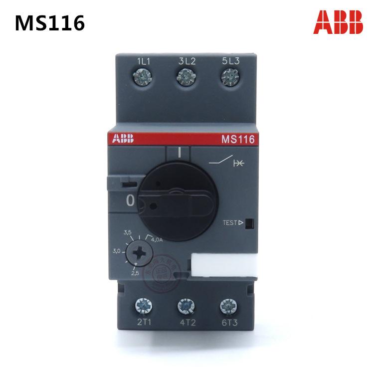 ABB Motor Starter MS116-1.0 Material No. 10140948