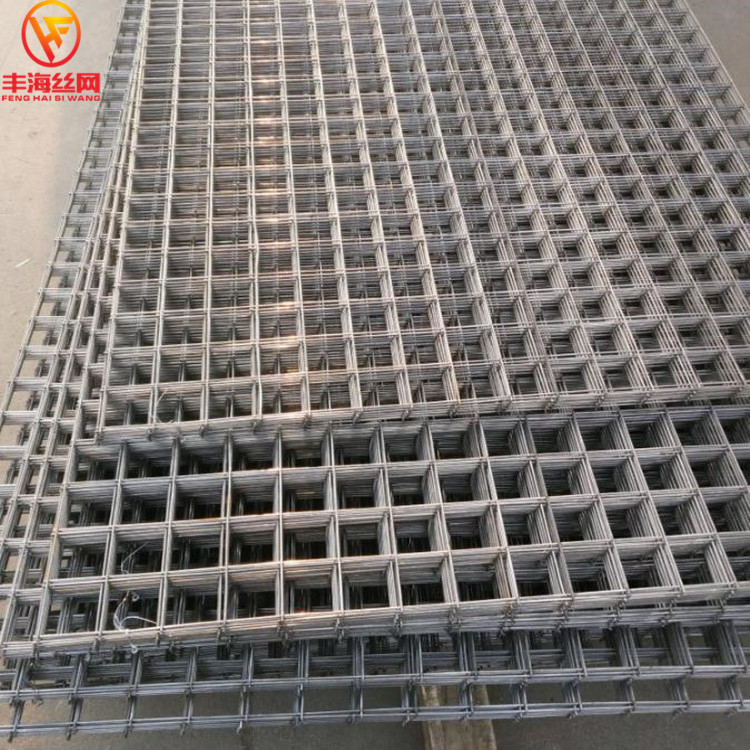 FENGHAI Construction wire mesh sheet custom hot-dip galvanized construction mesh sheet floor heating