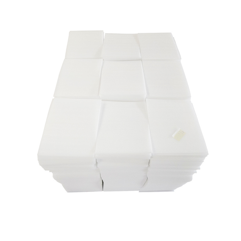 DUOMEI Customized EPE pearl cotton foam pad, shockproof and waterproof express packaging material, s