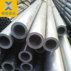 Q345E steel pipe, low alloy steel seamless pipe, available from stock