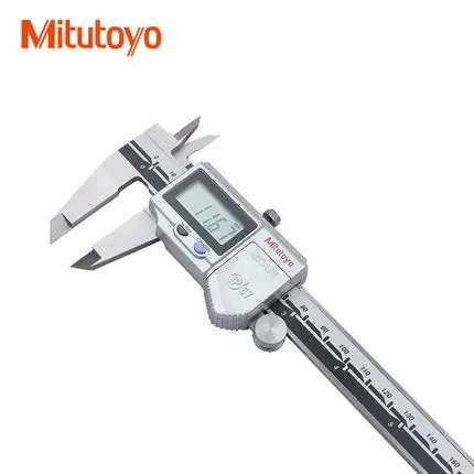 Mitutoyo original digital calipers / carbon fiber calipers