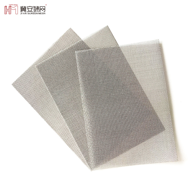 JIAN A4 square metal mesh 304 stainless steel 20 mesh filter mesh custom 304 stainless steel mesh