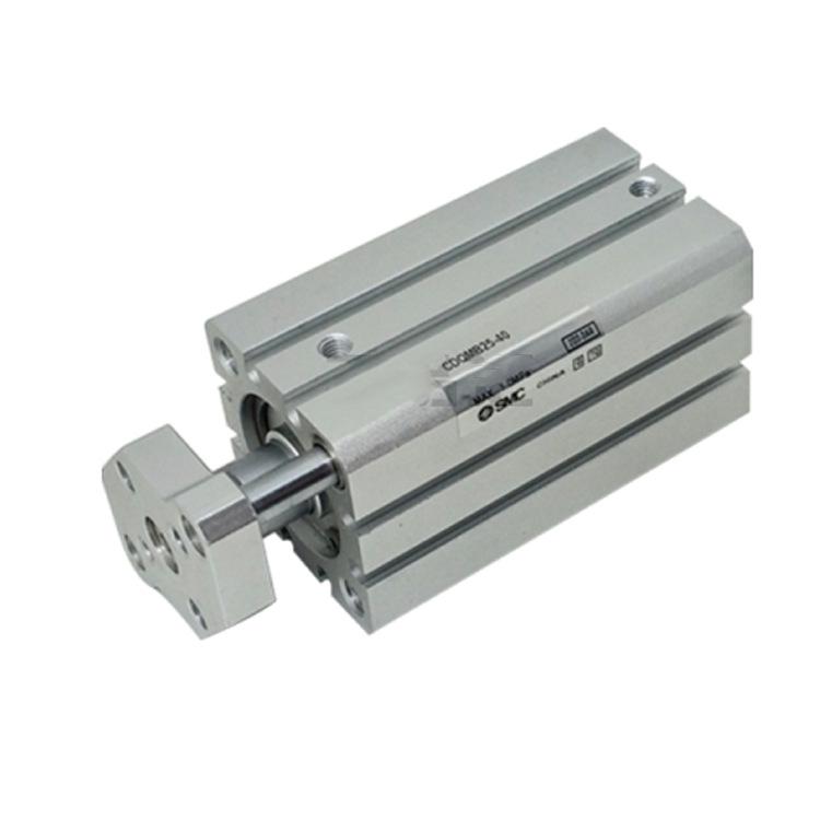 SMC standard pneumatic MK-A020Z series thin cylinder MGPM80/20/16-50