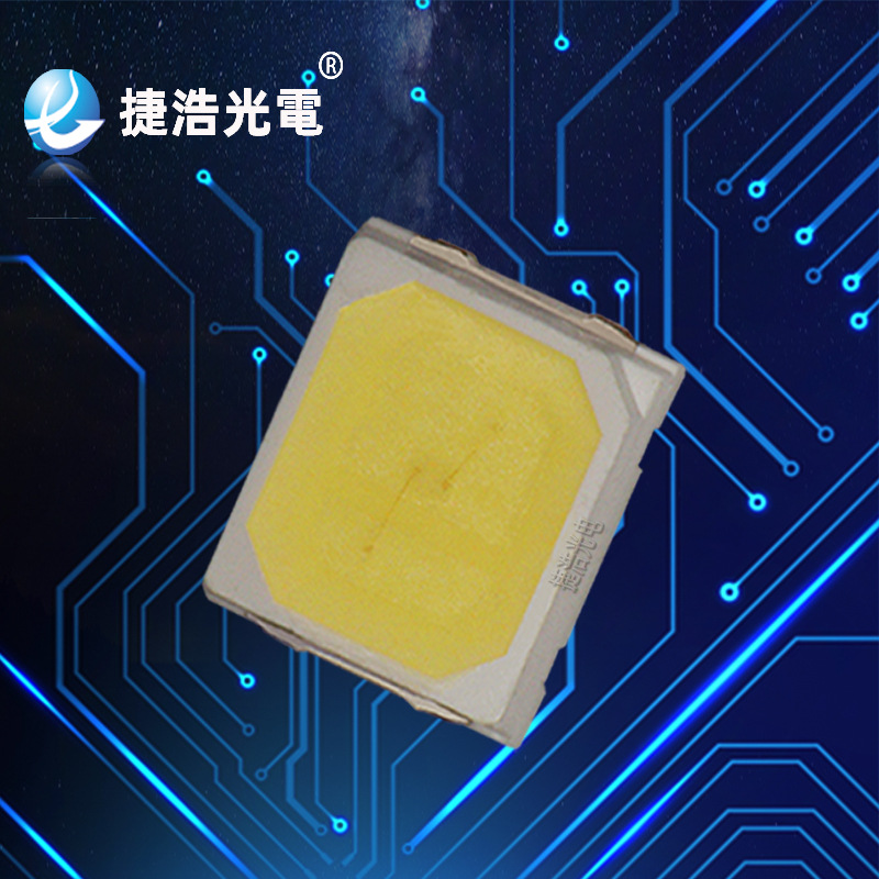 JIEHAO LED SMD 2835 6V positive white warm white light neutral white cool white Sanan dual chip 115-