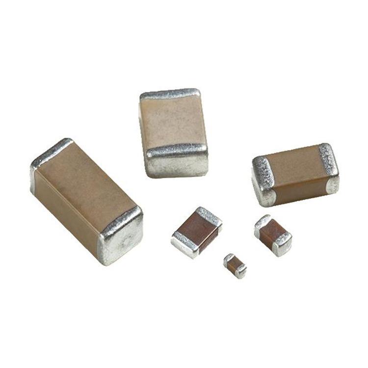Yageo SMD capacitor 1206 100nF/330nF/470nF/1uF/4.7uF/10uF/22uF/100uF