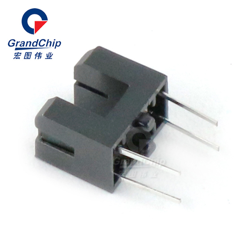 GrandChip ITR20403 Through-beam photoelectric switch Slot photoelectric switch Infrared receiving an