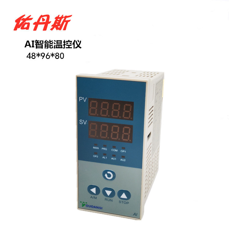 Factory direct intelligent temperature control instrument thermostat temperature and humidity AI4896