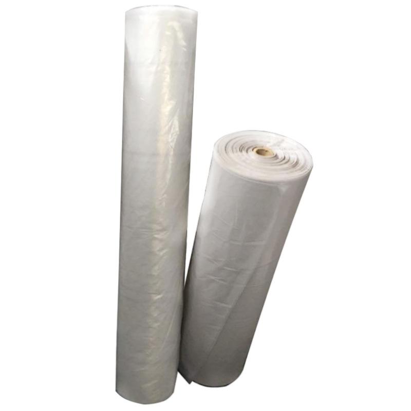 Agricultural white film plastic film household PE packaging film winding film tensile film protectiv