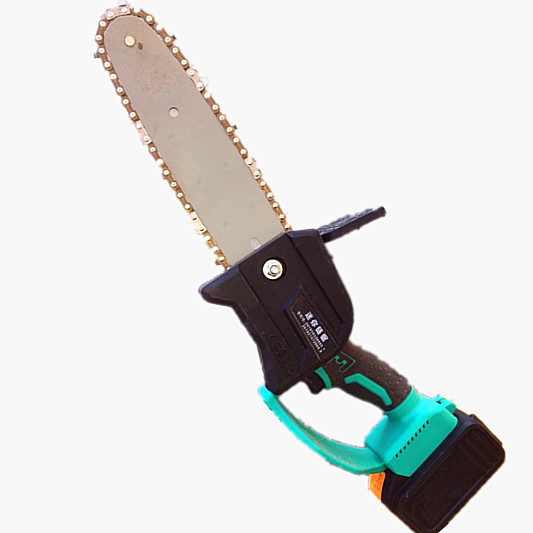 Wireless brushless charging household logging saw electric saw high power electric chain saw outdoor