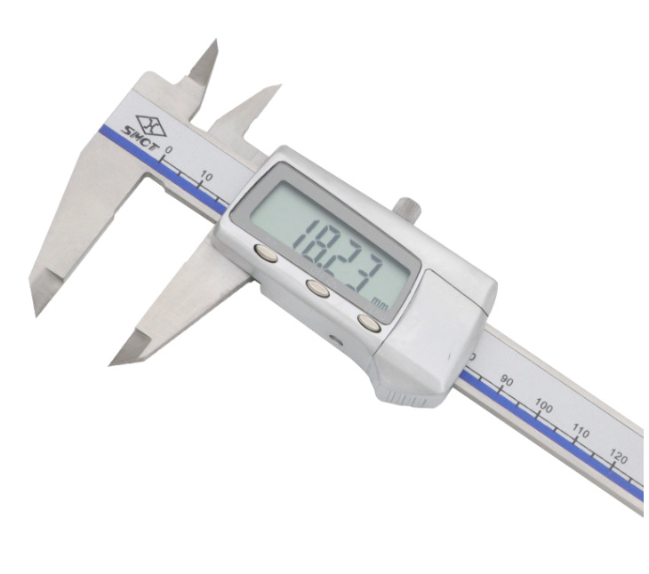 Shangliang electronic digital caliper 0-150-200300mm vernier caliper mini oil standard high precisio