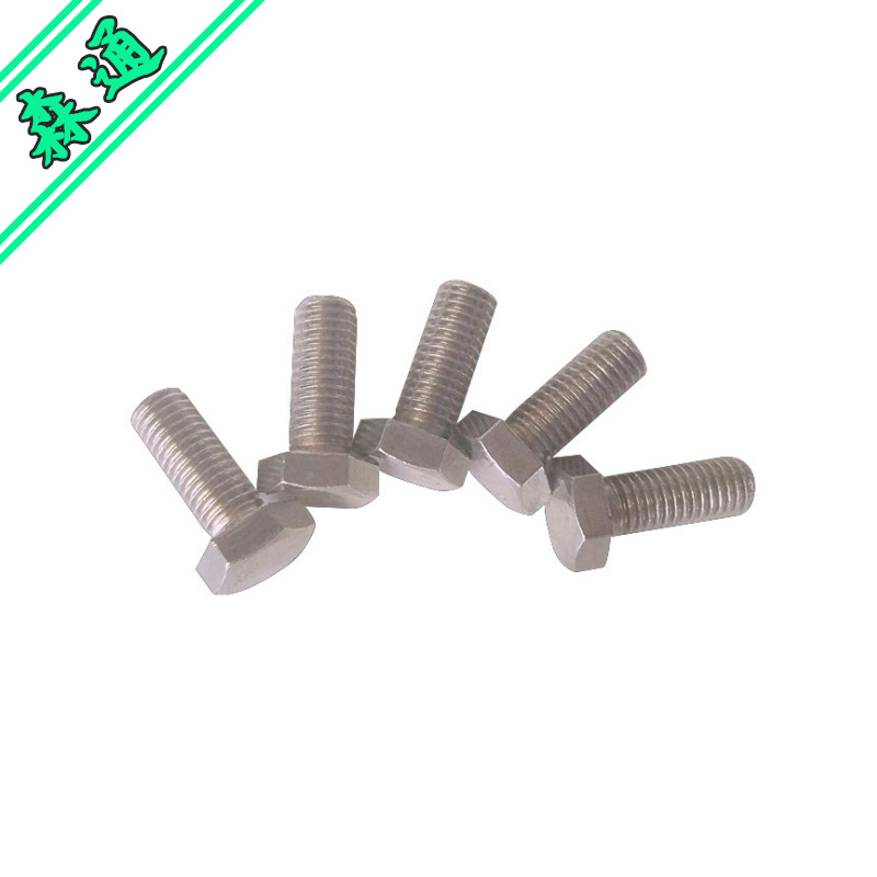 Hexagonal bolts Screws Fasteners Hardware screws Hexagonal carbon steel fasteners Galvanized screws