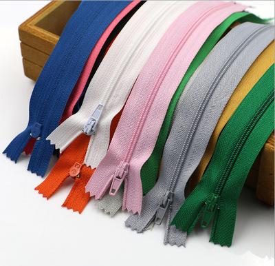 HY Dây kéo Nylon Nhà máy bán trực tiếp 3 # dây kéo nylon, quần dài kín, dây kéo, quần áo, dây kéo, b