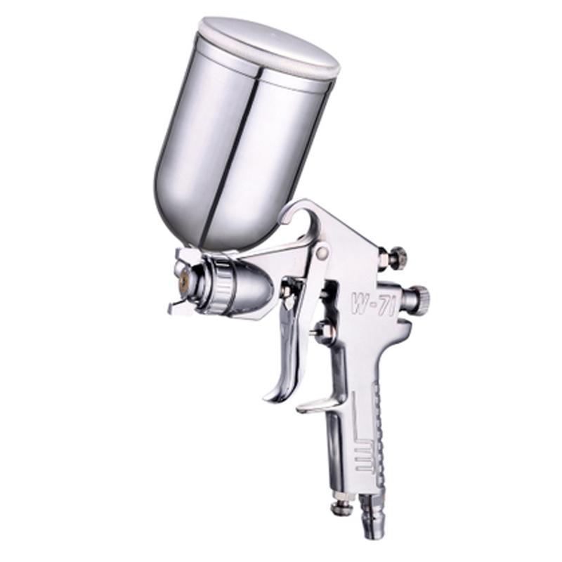 Weta paint spray gun 1.5mm automotive sheet metal coating spray paint spray gun 400ml pneumatic tool