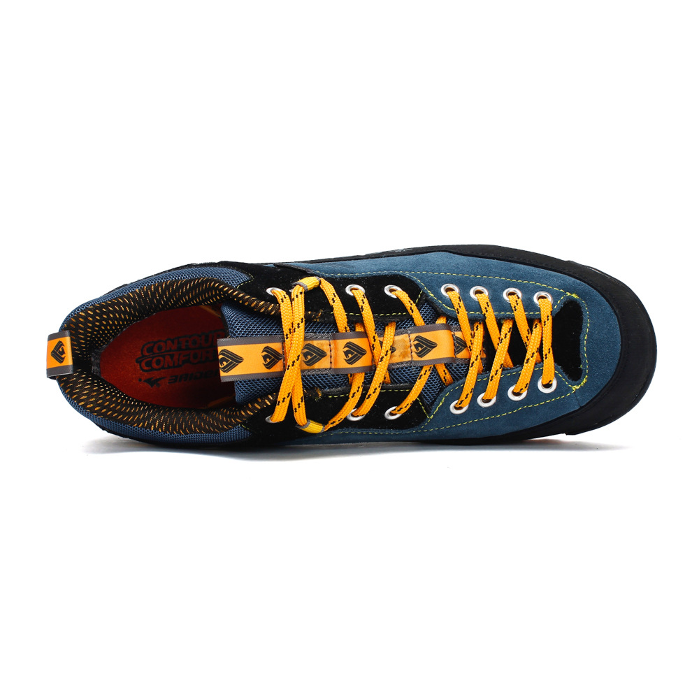 Giày chạy bộ thể thao chống trơn trượt dành cho nam .