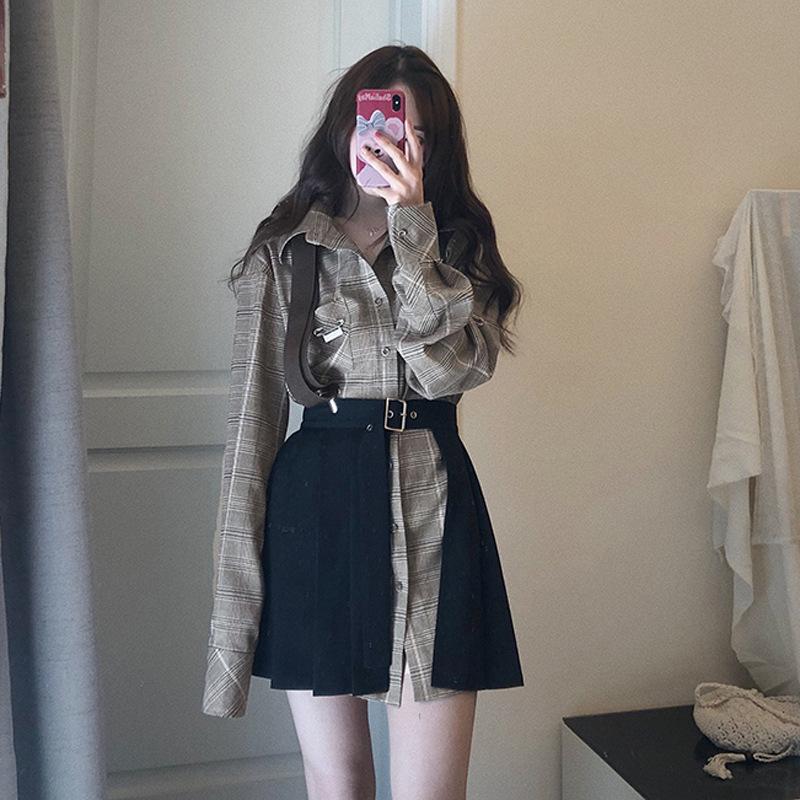 Women's clothing 2020 new early autumn fashion trendy European goods temperament fashion early autu