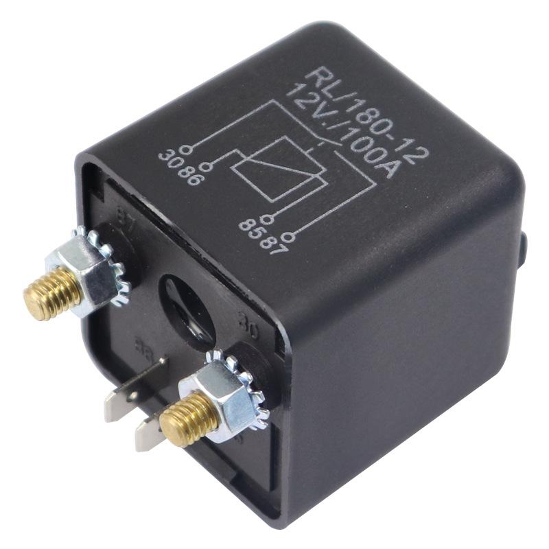 Rơle khởi động sửa đổi pin kép RL180 / 100A12V / 24V .
