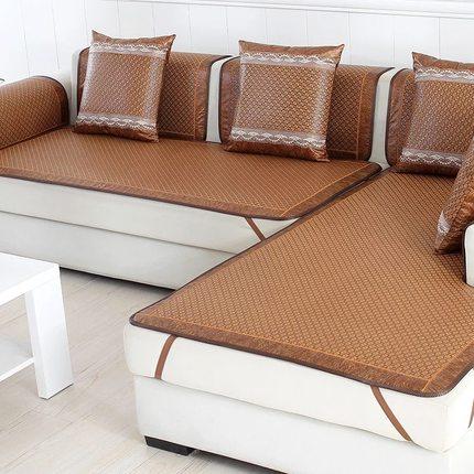 Đệm lót SoFa Đệm sofa mùa hè đệm thảm mùa hè phong cách mùa hè phòng khách bốn mùa đệm phổ thông mây