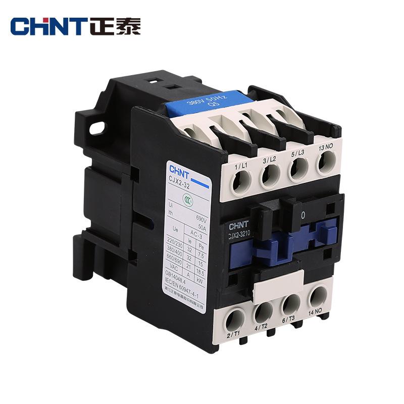 AC CONTACTOR CJX2-3210 3201 32A 24V36V110V220V380V