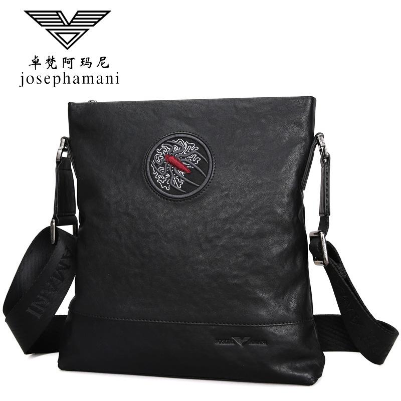 Túi đeo vai đeo chéo dành cho nam Armani kiểu dáng thanh lịch